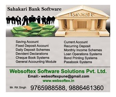 Sahakari Bank Software, Patsanstha Software in Satara.
